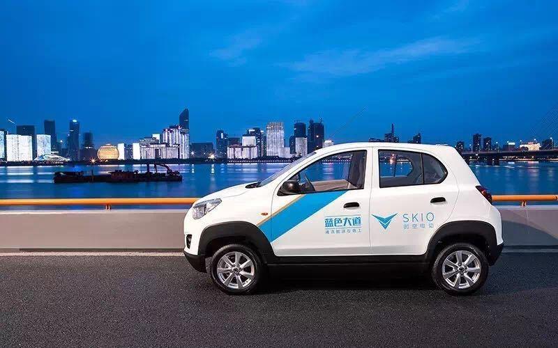 证券时报:滴滴首个新能源汽车定单落地 时空电动拿下数千辆定单