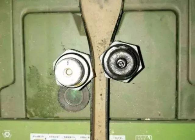 刹车真空管 未发现漏气现象 检测到气门室盖 发现气门室盖单向阀已经图片
