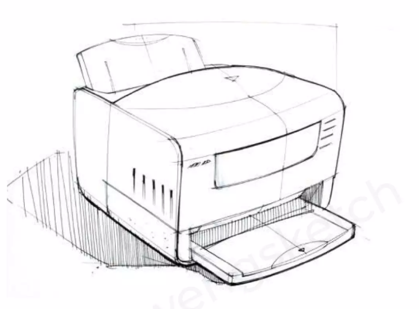 【嗡嗡嗡】2018/19工业设计考研手绘·超级打卡计划