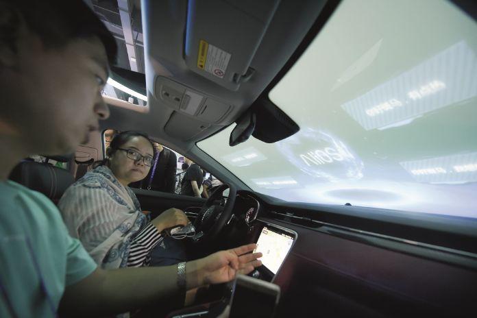 """无人驾驶""""中国队"""",能实现弯道超车吗?"""
