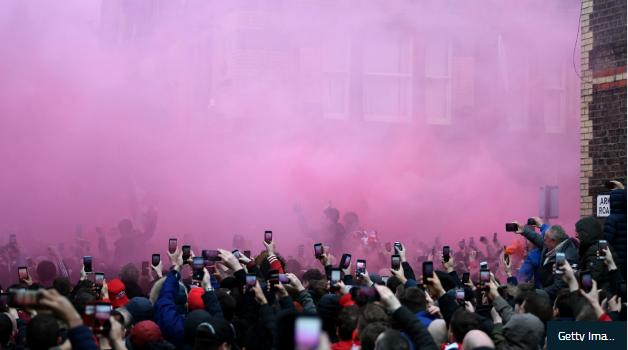 克洛普:利物浦球迷应尊重对手 我们能进入决赛