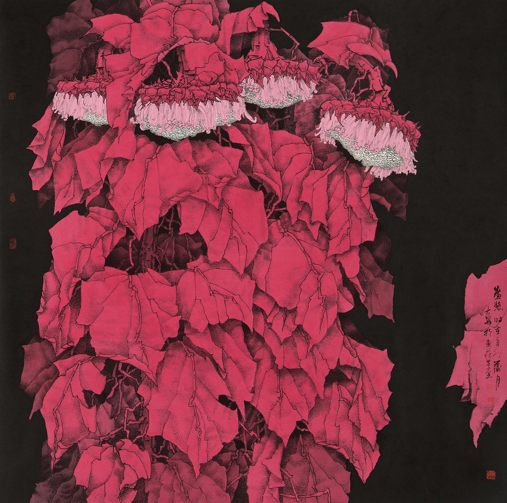 绿野仙踪——崔志安花鸟画作品展4月28日在江苏省美术馆展出