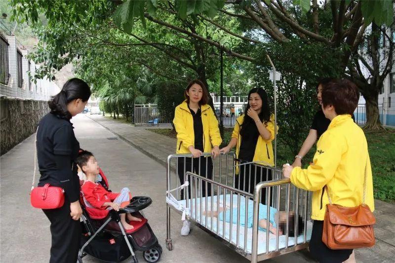 q房公益 | 深圳东精英会爱心助力,关爱残疾儿童