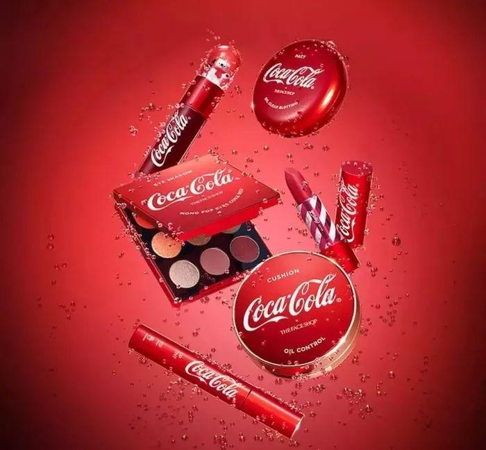 可口可樂出彩妝算什么?這些潮牌