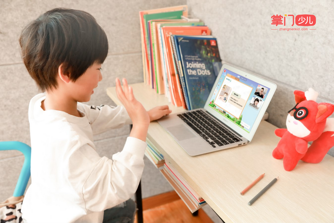 掌门少儿如何提升孩子综合思维能力?