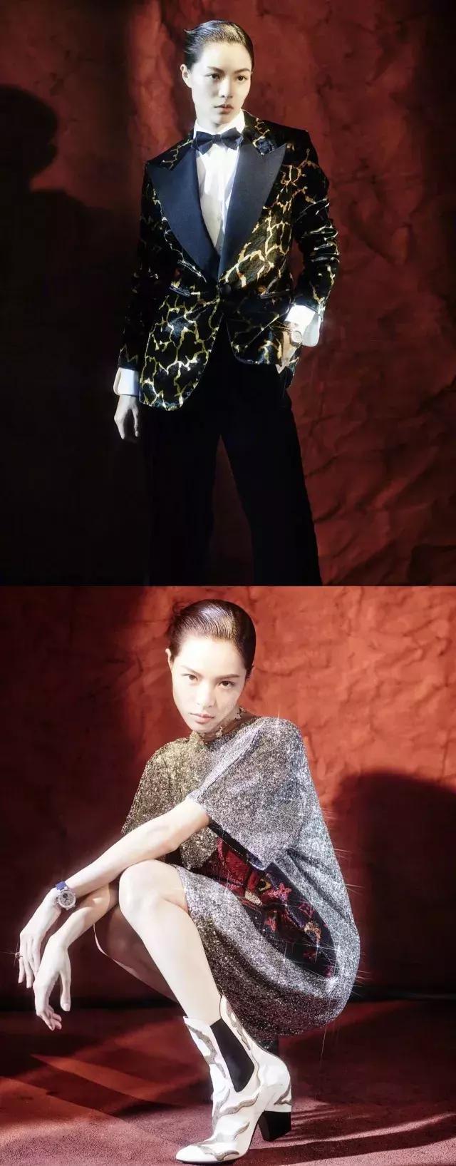 """我要夏天女主角_把""""野心和我要红""""写在脸上的钟楚曦,成龙也看中她选她当女主角"""