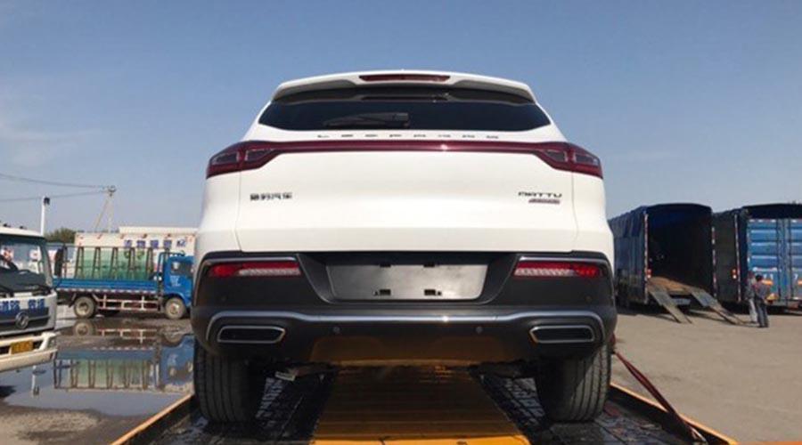 10万块豪华SUV有兴趣吗?猎豹牌的玛莎拉蒂明天公布价格