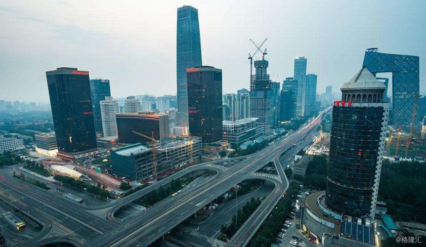 我上班的500强,在北京CBD待不下去了