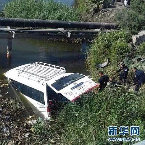 朝鮮黃海北道發生一起重大交通事故,一輛載有34名中國游客的旅游大巴圖片