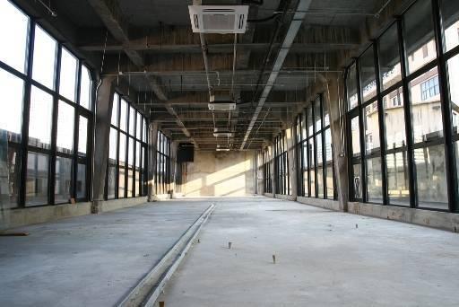 魔都老厂房办公大改造,逼格也是生产力!图片