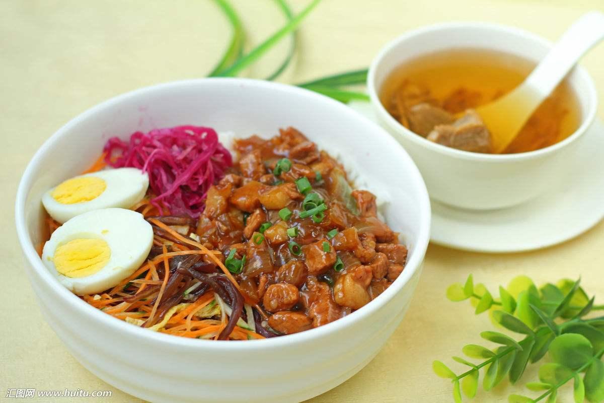 哪里有学正宗台湾卤肉饭?