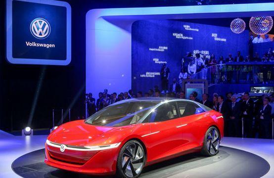 北京车展大众汽车品牌三款全新轿车亮相2019年所有大众车型实现全
