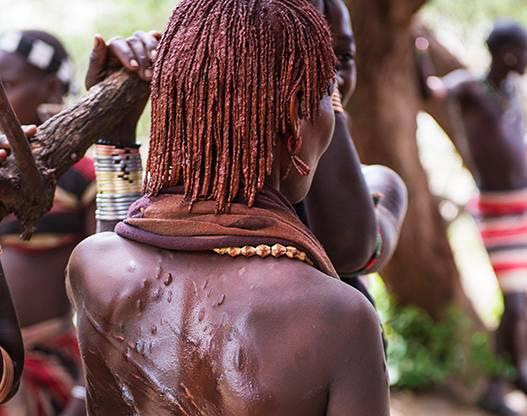 """非洲最后的原始部落:女人嘴大如盆,这里的男人""""怀着身孕""""?[47P]"""