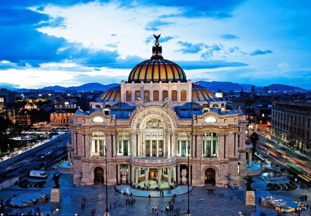 来墨西哥城,才算来过墨西哥这个国家