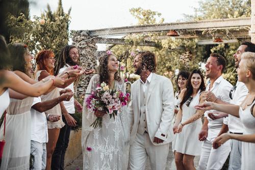 婚礼誓词像讲故事一样说出来 生