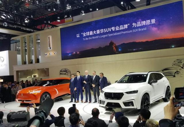 直击2018北京车展:国产概念车强势崛起