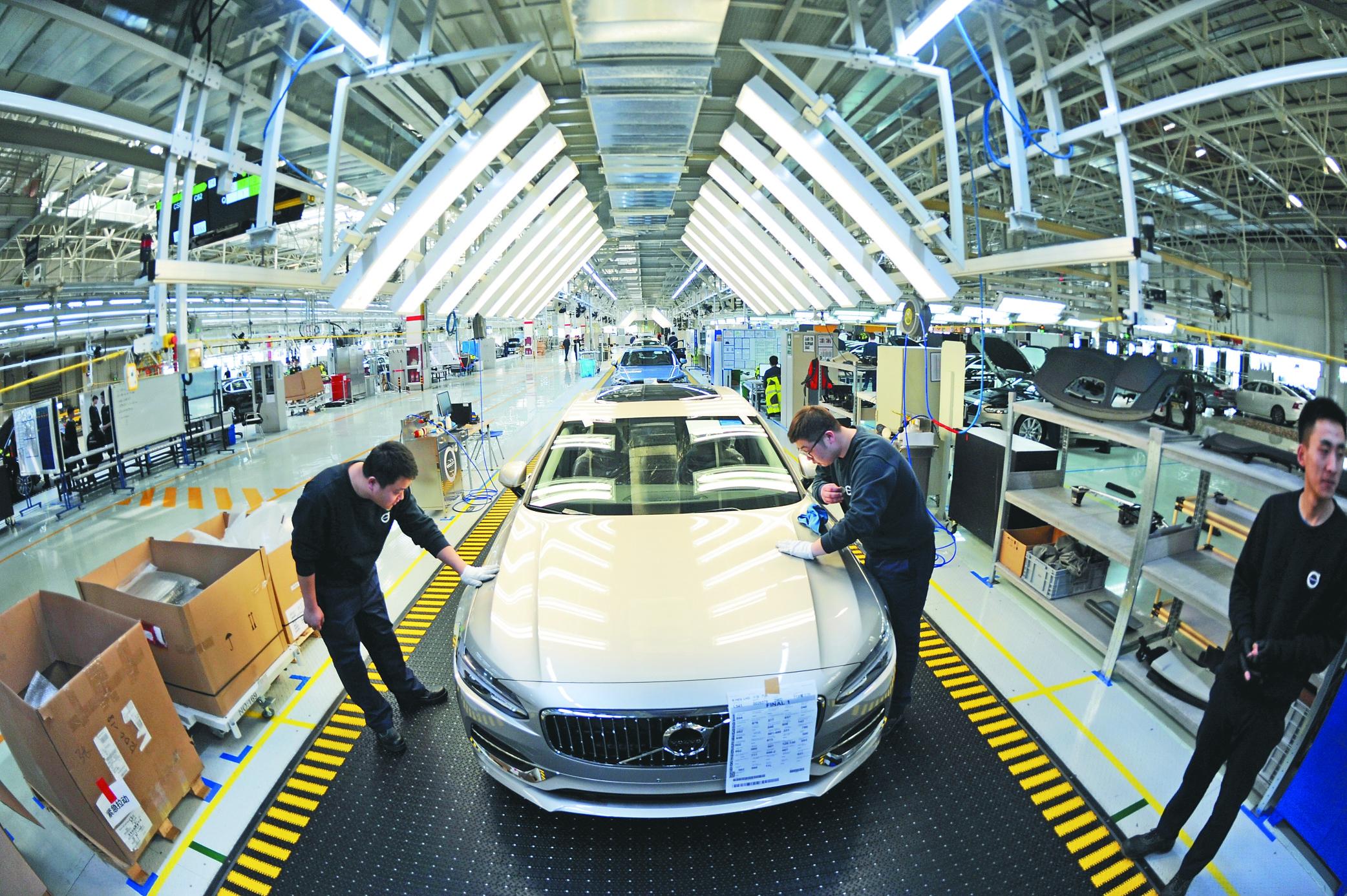 """汽车界大佬们亮相""""洪流联盟"""",汽车产业链引来历史性变革点"""