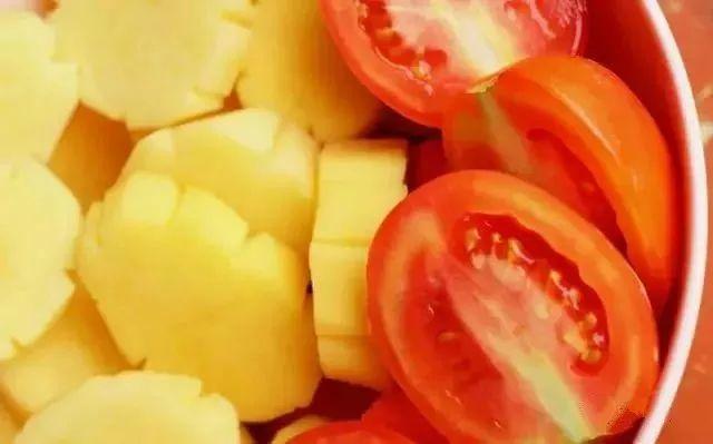 原来西红柿和它才是绝配,降压降