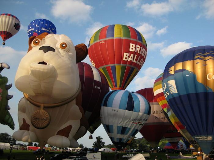 旅游 正文  图:英伦田园风光上的热气球之旅.