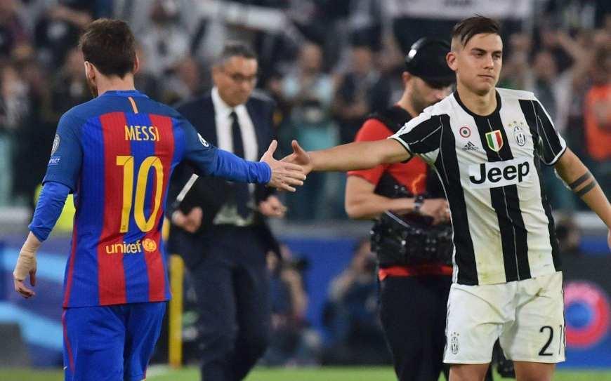 前老板谈迪巴拉:天赋最接近梅西,他应该去皇马或巴萨,留在意甲没前途