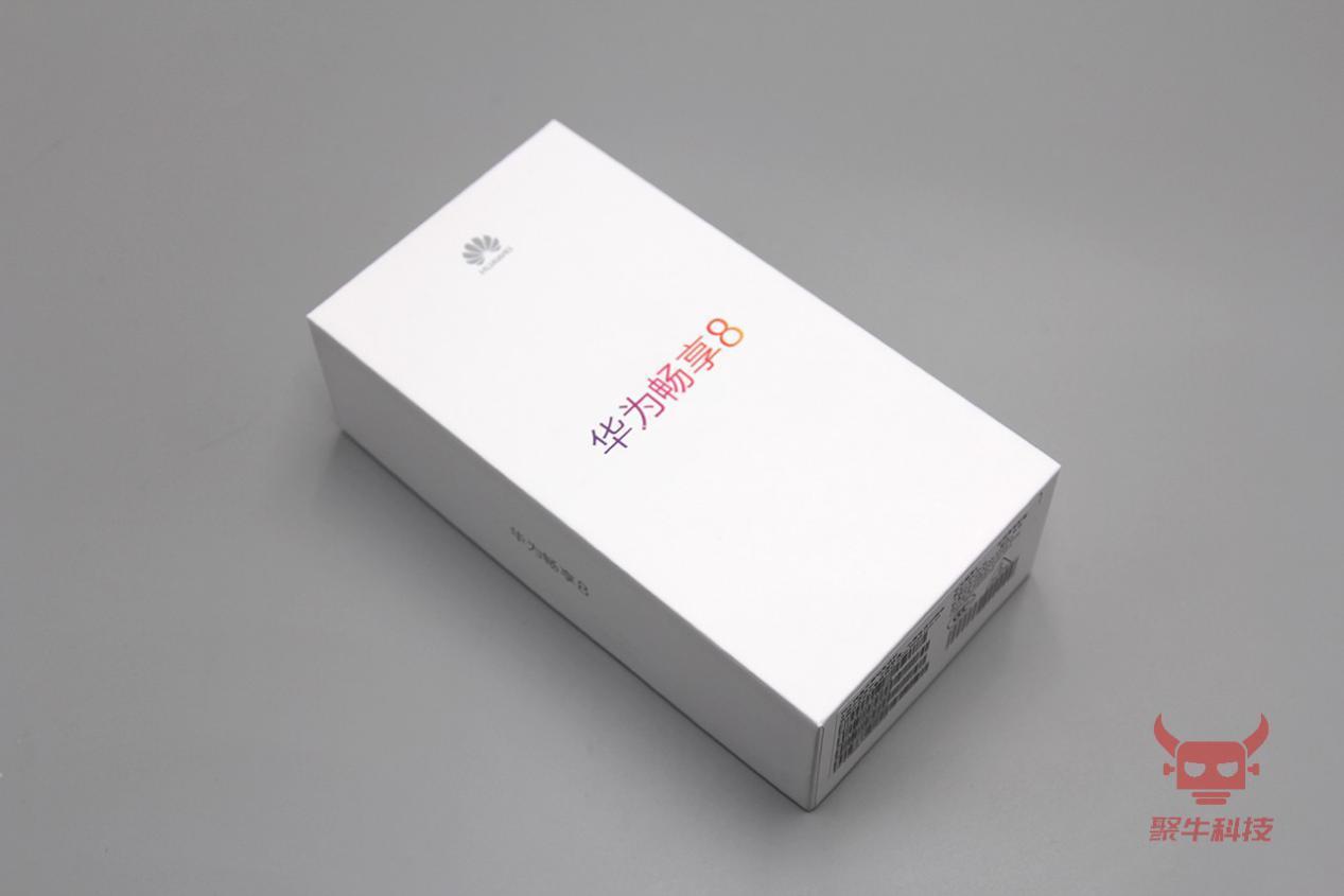 华为畅享8图赏:适合年轻人的全面屏手机