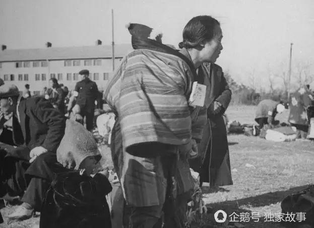 日本人从中国撤走时留下了十万日本女人,还有这个东西