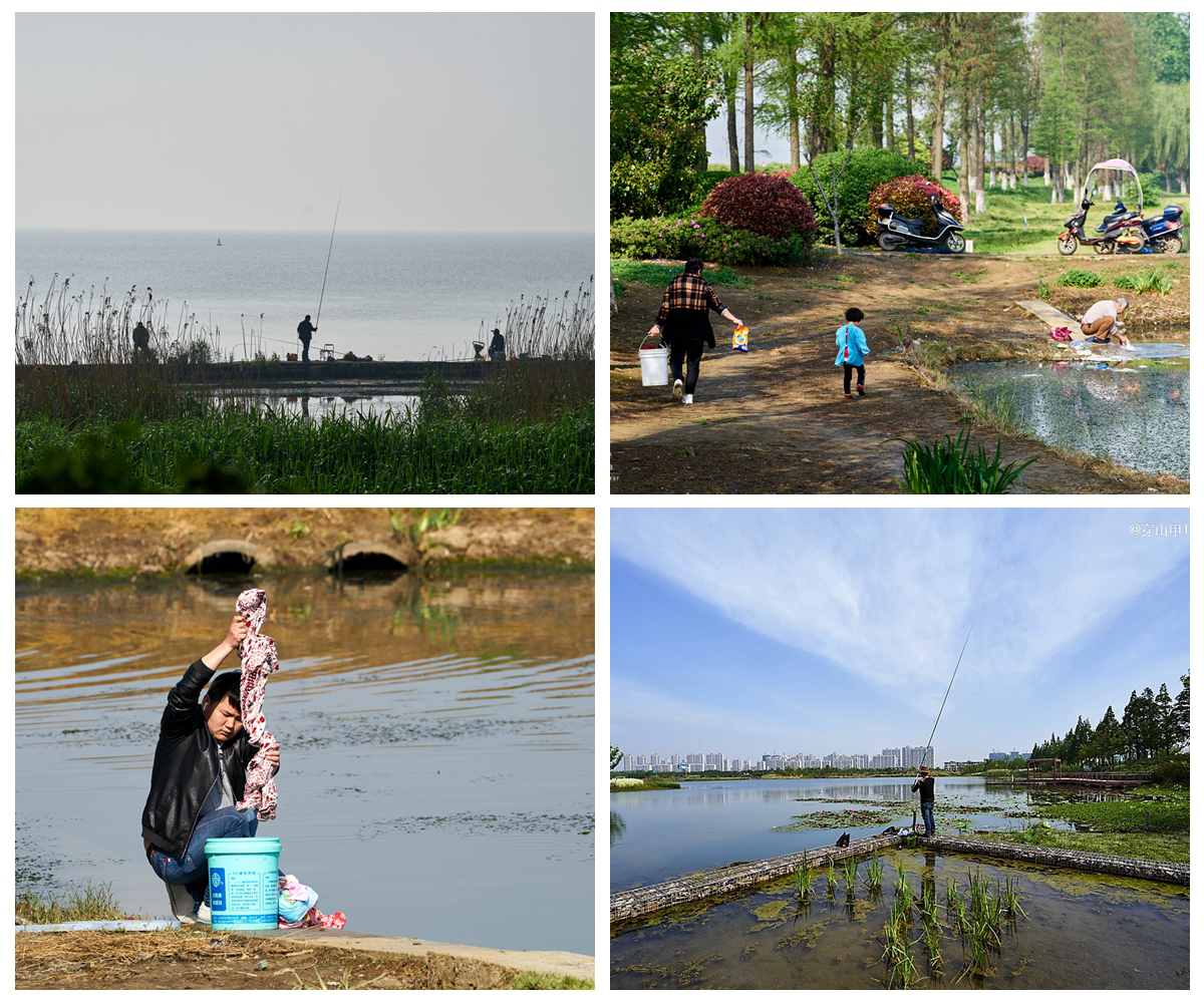 太湖十五渚 ▏银春渚:20里花溪渔港,古时的结籽湾,今日太湖畔的伊甸园