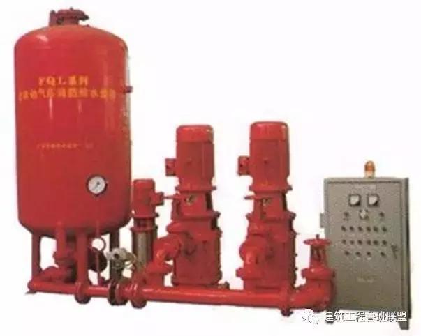 教育 正文  · 隔膜式气压罐 由钢质外壳,橡胶隔膜内胆构成的储能器件图片