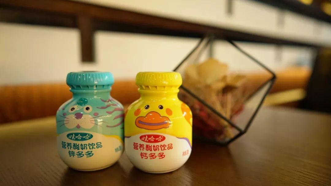 娃哈哈专门研发和推出锌钙多多是因为中国国民普遍缺钙,缺锌,它一改图片