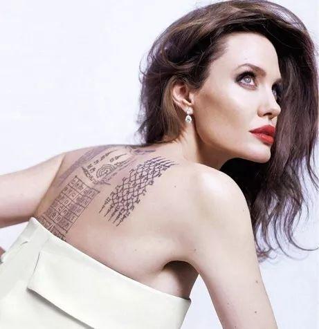 没有小猪佩奇纹身不要紧 鹿晗窦靖童纹它更个性!|纹身常识-郑州天龙纹身工作室