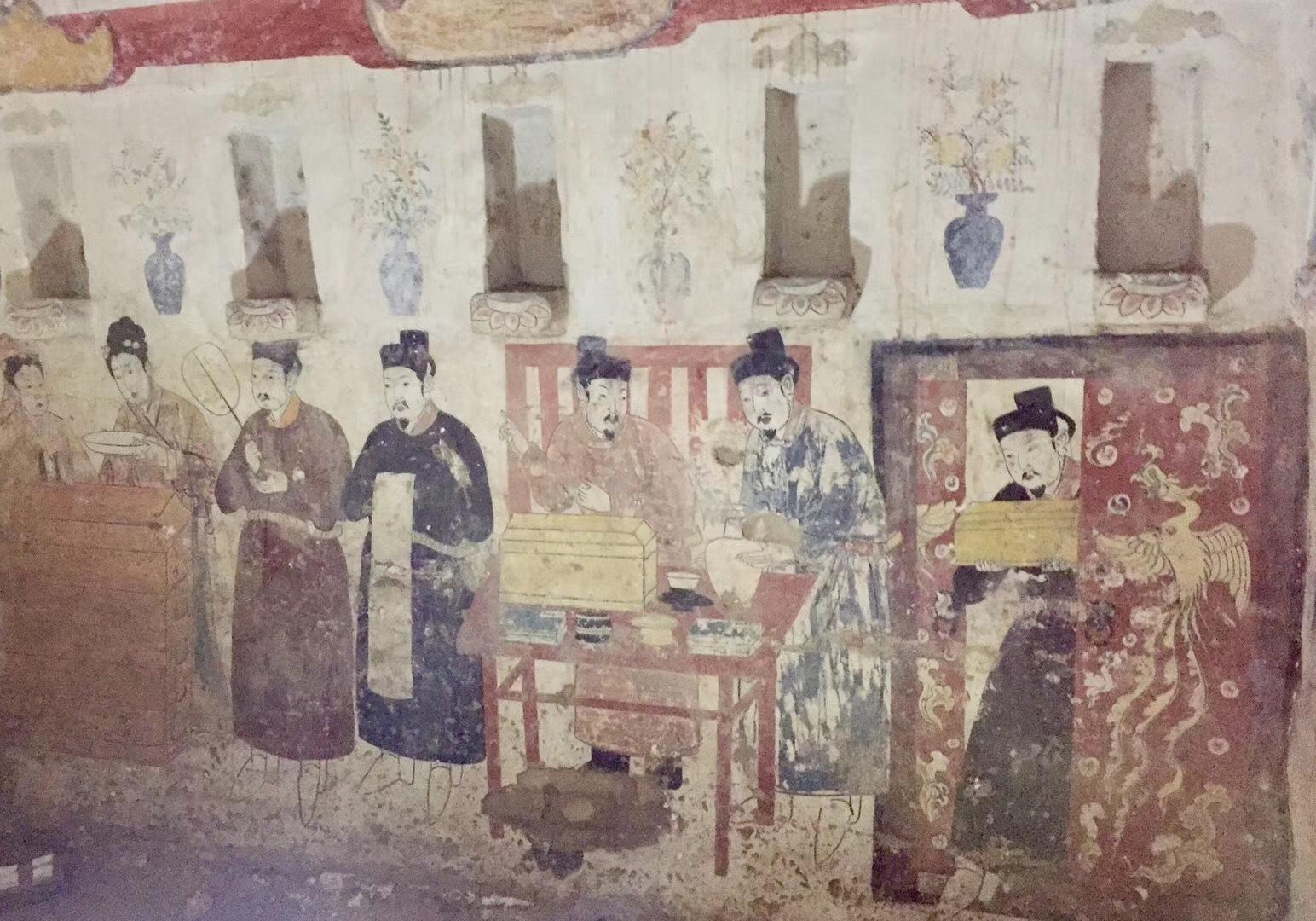 以宣化辽墓壁画为中心的分茶研究 - 小组讨论 - 豆瓣