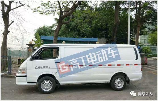 在一个季度内赢得了2700个订单。南京金龙电动物流车驰骋深圳