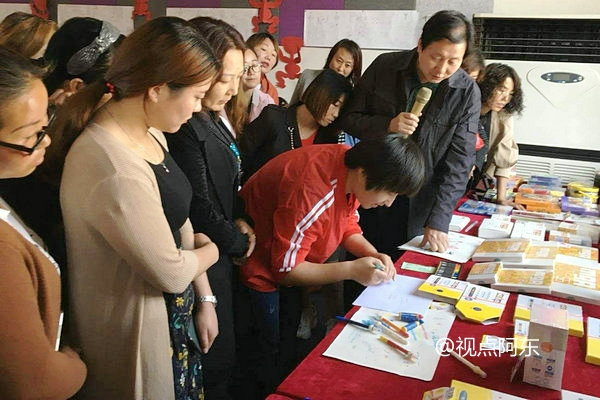 第六届晨光文具杯少儿美术创意绘画征集陕西专项活动在渭南启动 - 视点阿东 - 视点阿东
