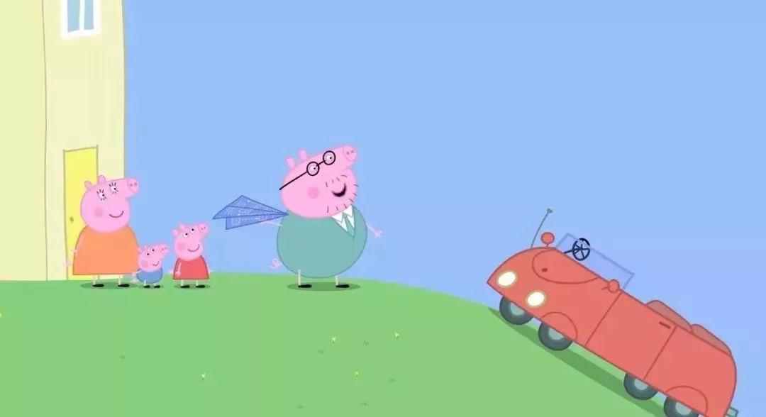 第一网红 小猪佩奇要进军旅游圈了