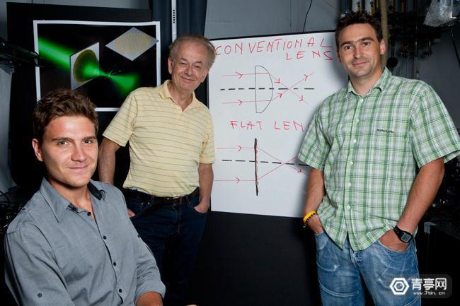哈佛大学新研究,利用纳米技术让AR/VR更小、更清晰