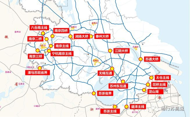 明孝陵手绘景区地图