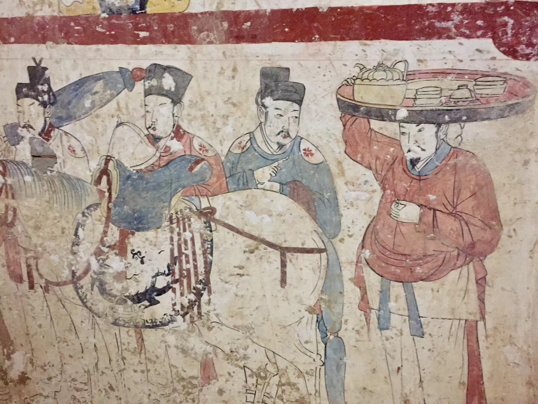 宣化辽墓壁画特征及其文化成因探究 - 豆丁网