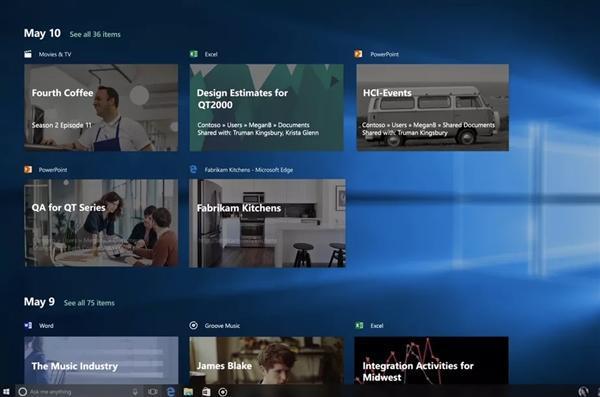 windows7微软官宣Windows 10 4月更新:三大重磅特性必升