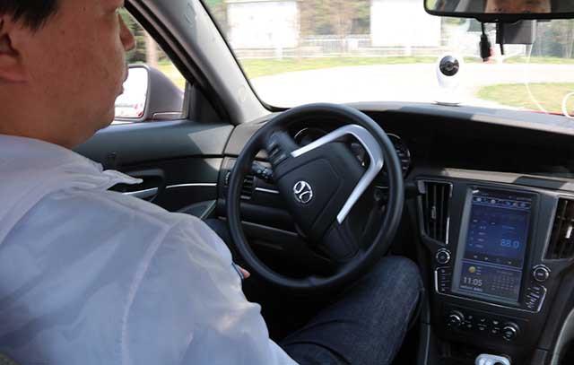 """""""游戏规则的改变者"""",体验北汽无人驾驶运营新方案"""