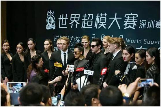 2018世界超模大赛深圳总决赛门票疯狂抢购中
