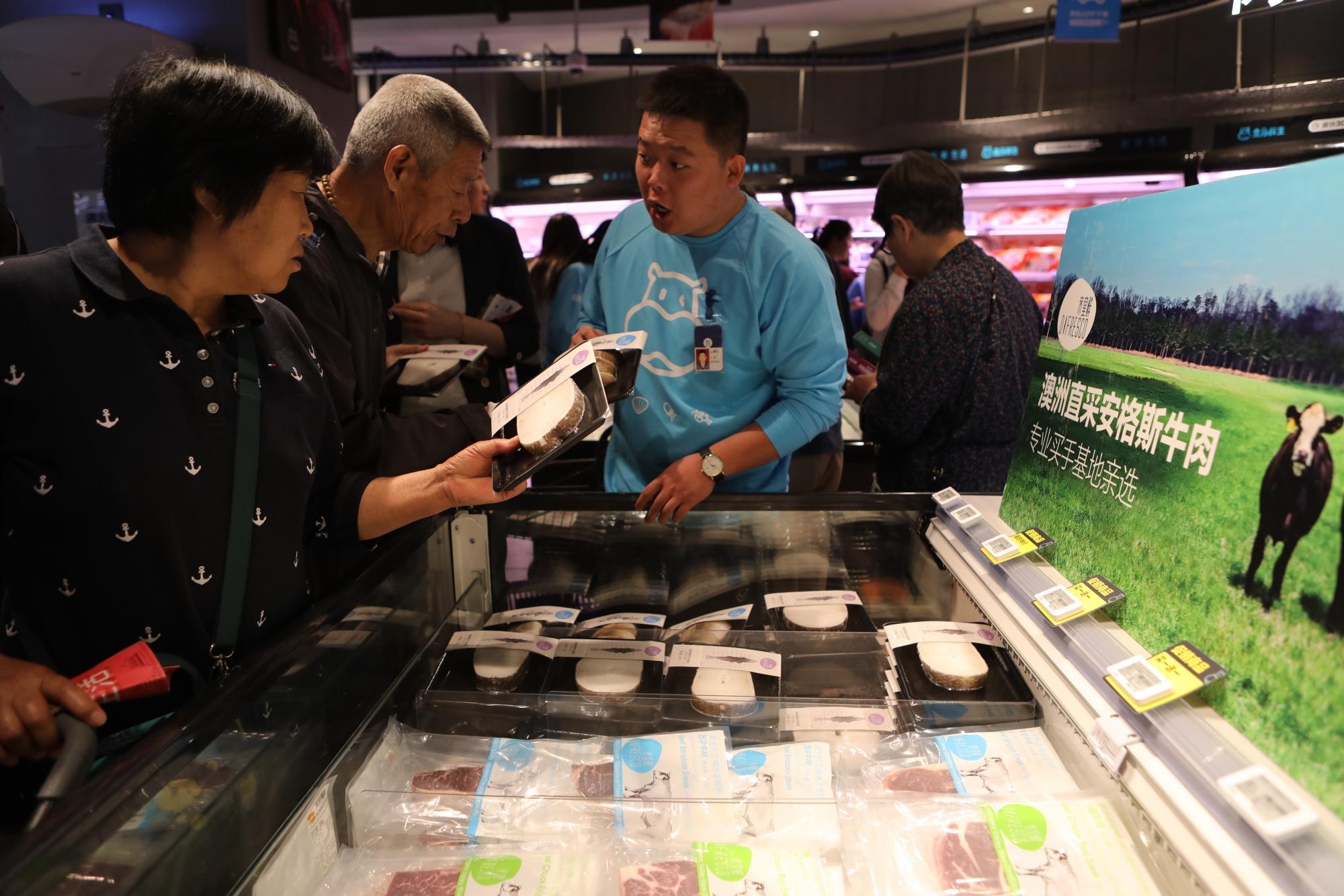 深圳哪里吃海鲜好_太疯狂!新零售标杆盒马生鲜西安首店正式开业,吃货们捞空了 ...
