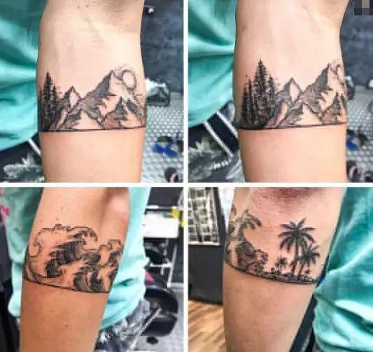 以创意取胜的纹身,你心动了吗?|洗纹身-郑州天龙纹身工作室