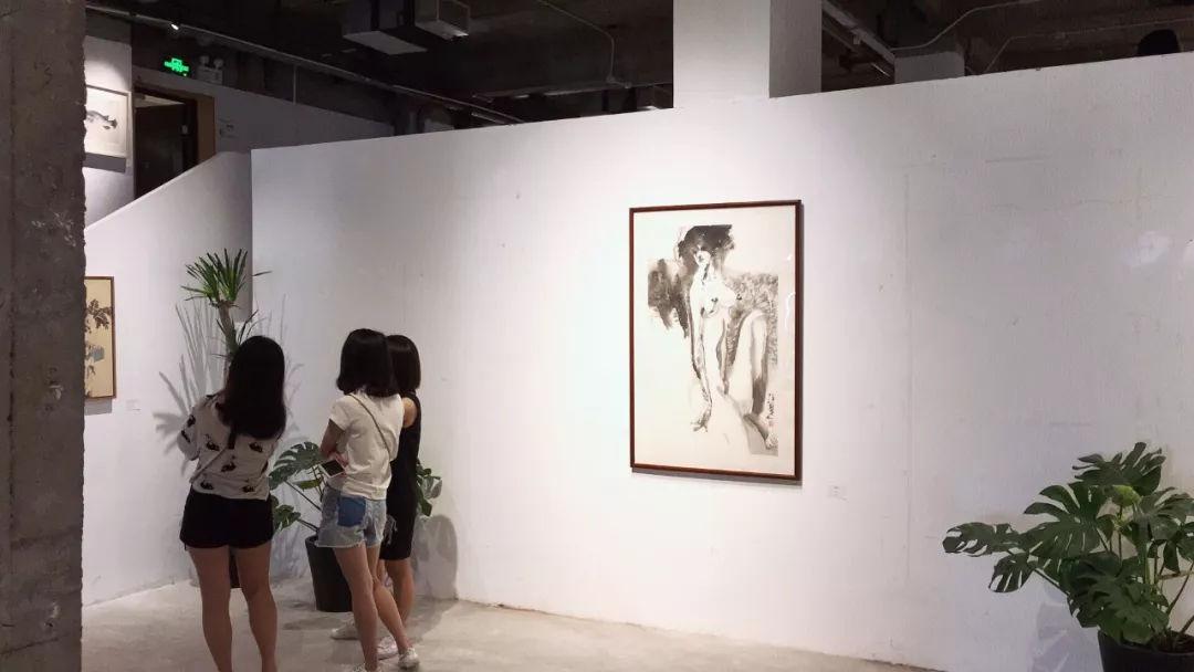 锦簇——上海当代水墨邀请展盛大开幕