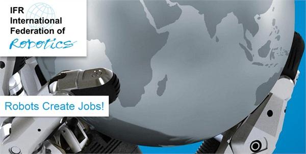 全球工业机器人密度:韩国居首 中国2020年