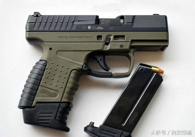 美军海豹突击队格洛克19