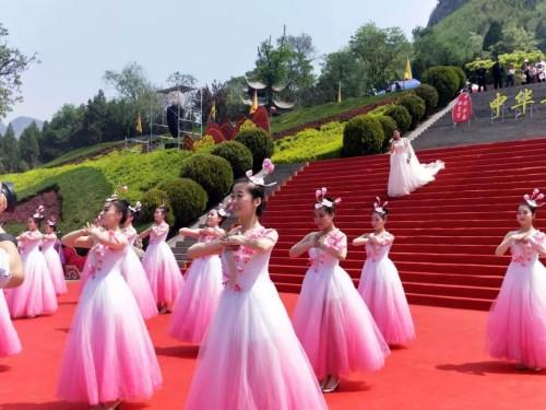 感恩母亲的盛会 民族精神的传承 中国涉县首届 中华母亲诗会