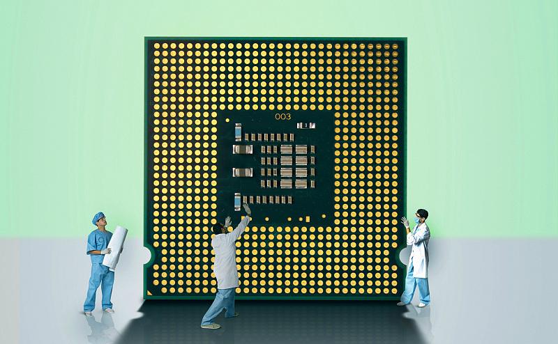 """已经显示出威力的可编程液态金属 也许会掀起一场""""芯片革命"""""""
