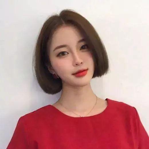 2018短发发型