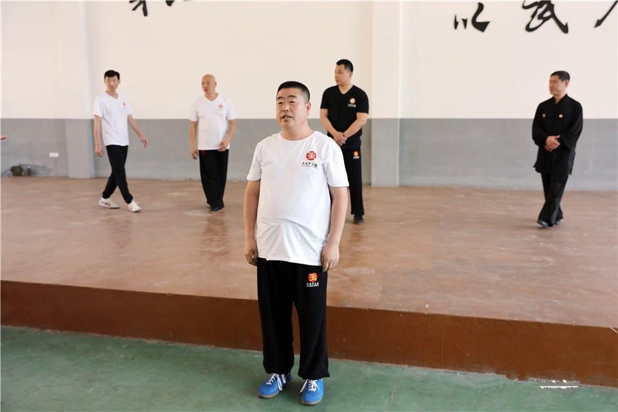 【探班】首届王战军五一高级培训班学员交流分享活动