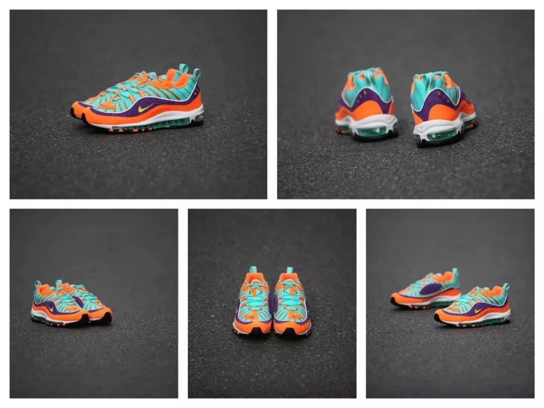 """f4bb053470b24faa9c479808d67029db - #XH55限量發售#【 Nike Air Max 98 """"Cone"""" QS 】"""